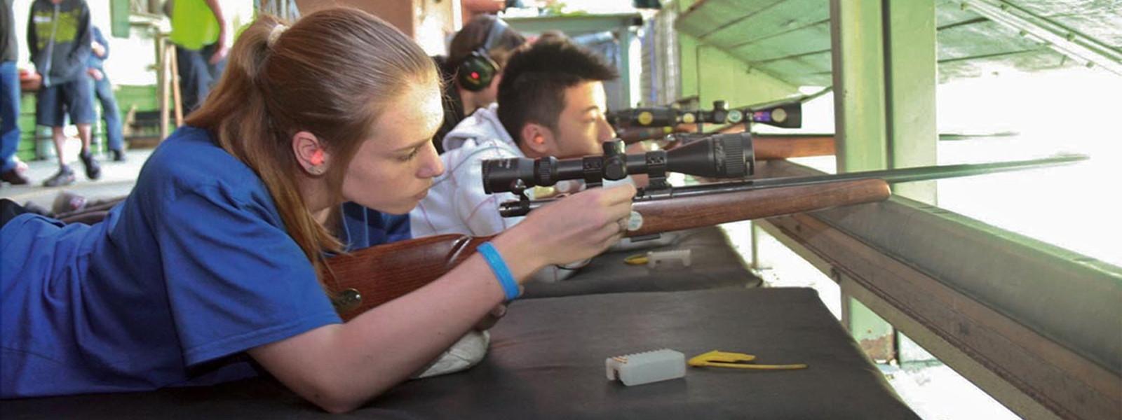 Rifle Ranges